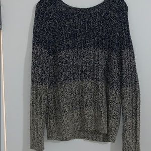 Lucky Brand Ombré Sweater